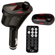 Trasmettitore FM auto Lettore MP3 Player USB su vecchio Autoradio Car Kit per TF
