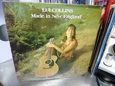 Lui Collins Made In New England vinyl LP 1985 Green Linnet Records EX