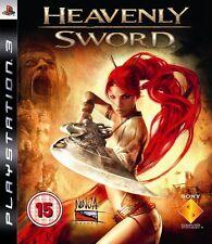 Heavenly Sword Very Good Condition PS3 Fantasy Adventure