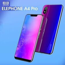 "5.85"" Elephone A4Pro Celular Teléfono móviles libres Android 8.1 64GB Smartphone"