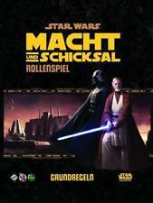 STAR WARS: MACHT UND SCHICKSAL - GRUNDREGELWERK - Rollenspiel - 1A-Ware