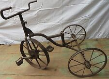 ANTIQUE WW II TRICYCLE MARK FRANKBE REC NO.666225 CHILD BICYCLE SURVIVED MODEL