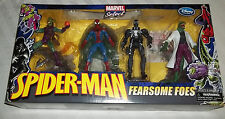 Marvel Select Spider-Man Fearsome Foes Box Set -Disney Exclusive/ Legends/ Venom