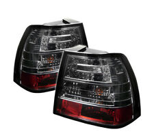 Volkswagen 99-04 Jetta MK4 Smoke LED Tail Brake Lights Sedan GLI GLX GLS GL TDI