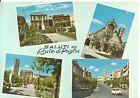 170063 BARI RUVO DI PUGLIA - SALUTI da... VEDUTINE Cartolina FOTOG. viagg. 1967