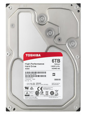 "Toshiba X300 6TB 7200RPM 128MB 3.5"" SATA (cheapest on ebay)& Express Delivery"