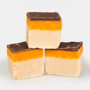 Handmade Fudge Gifts - Jaffa Cake Fudge - Fudge Gifts