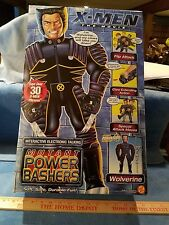 "Wolverine X-Men 20"" Interactive Electronic Talking Figure Mutant Power Bashers"