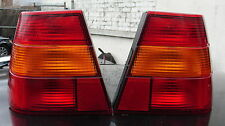 Set of two Volvo 940 OEM Outer Tail Lights Amber