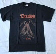 Drudkh – Mavka Print T-Shirt (Copper) Size M - Hate Forest- Agalloch- Ulver- Fen
