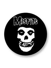 "Pin Button Badge Ø25mm 1"" The Misfits Punk Rock US"
