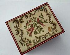 ROLEX Case Box DATEJUST Embroider Caja Scatola VINTAGE 1970 Boite Uhrenbox