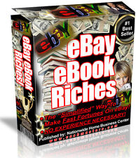 EBAY EBOOK RICHES  PDF EBOOK FREE SHIPPING RESALE RIGHTS