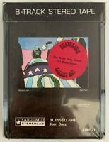 NOS Joan Baez Blessed Are... 8 Track Stereo Tape Vanguard SEALED