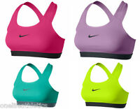 New Nike Womens Pro Classic Bra Dri fit