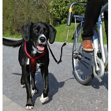 Pet Dog Bike Lead Distance Keeper Bicycle Leash Exerciser Hands free by TRIXIE