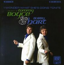 BOYCE & HART I WONDER WHAT SHE'S DOING TONITE The best of REMASTERED CD NEW