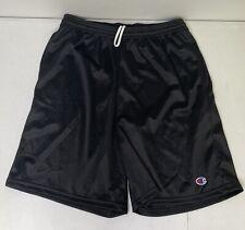 "Champion Mens 9"" inseam Athletic Gym Basketball Long Mesh Pocket Shorts 81622 M"