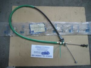 for SUBARU JUSTY  1985 - 1988  OEM: 737065520 Accelerator Cable NOS