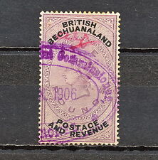 (NNAW 124) BECHUANALAND 1887 USED