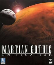 MARTIAN GOTHIC: UNIFICATION (LARGE BOX) (2000) PC CD-ROM NEW & FACTORY SEALED