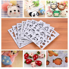 Funny Wool Felt Mold DIY Needle Felting Making Tools Craft Sewing Accessories