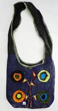 T415 FASHION TRENDY SHOULDER STRAP COTTON BAG  MADE IN NEPAL