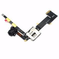 Audio Jack Flex Cable with 3G Card Holder Connector for iPad 2 3G - #170446