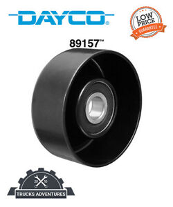 Dayco Accessory Drive Belt Idler Pulley P/N:89157