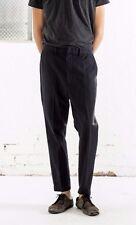BNWT Rolla's holgazanes Herringbone Pantalones Pantalones 34 recortada Rollas