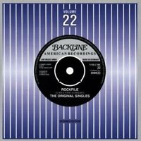 Rockfile 22-Second Edition | CD | Ray Charles, The Crew-Cuts, Jackie Wilson, ...