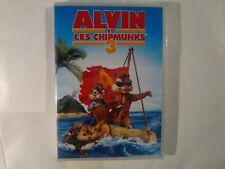 DVD ALVIN ET LES CHIPMUNKS 3