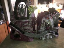 Vintage He-Man Masters Of The Universe Snake Mountain 1983 Playset Not Complete