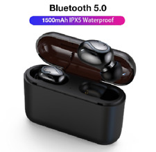 TWS Headset Ture Wireless Earphones HBQ Q32 With Mic Mini Bluetooth 5.0 Earbud