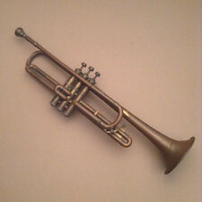 Antique Classic Vega Standard Trumpet Horn Made in Boston Patent July 1917