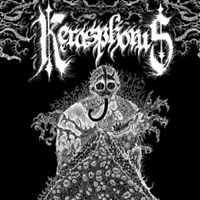Kerasphorus : Necronaut + Cloven Hooves at the Holocaust Dawn CD (2016)