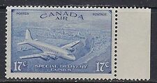 Canada, BOB, CE4 Air Mail Special Delivery, Mint Never Hinged