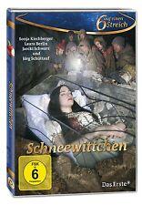 DVD *  SCHNEEWITTCHEN - 6 Sechs auf einen Streich  # NEU OVP %