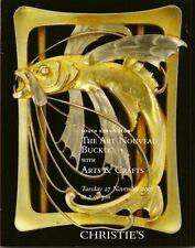 CHRISTIE'S Art Nouveau Buckle Collection Arts Crafts Design Auction Catalog 2007