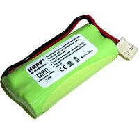 HQRP Phone Battery for V-TECH BT162342/BT262342 2SNAAA70HSX2F BATT-E30025CL