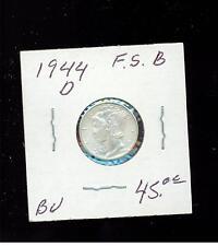 1944 D FSB USA Dime 10 cent coin