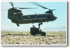 CH 47 Chinook Helicopter Military Army War   NEW POSTER