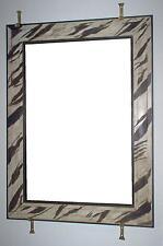 CORNICE DESIGN per Specchio o Foto FERRO BATTUTO cm 115 x 155 . SCONTO 25% . 825