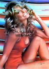 FARRAH FAWCETT FAMOUS ICONIC SWIMSUIT 12X18 POSTER SEXY BEAUTY PINUP CHEESECAKE