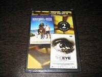 Willkommen Auf Griechenland - The Eye (Visionen) DVD Zwei Filme Versiegelt Neu
