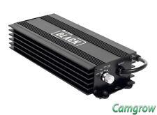 Lumii  Black Ballast 600W HPS Digital Dimmable Lighting Hydroponics