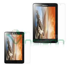 2x Pellicola protettiva display trasparente pr Lenovo Tablet A8-50 A5500 schermo