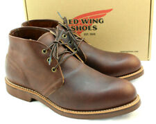 New RED WING 9215 Size 12 D Foreman Chukka Men's Work Boots RETAIL $349