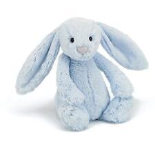 Jellycat Bashful Blue Bunny Rabbit Medium 31cm Ultra Soft Plush Teddy
