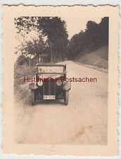 (F12192) Orig. Foto Automobil DKW auf der Straße 1930er